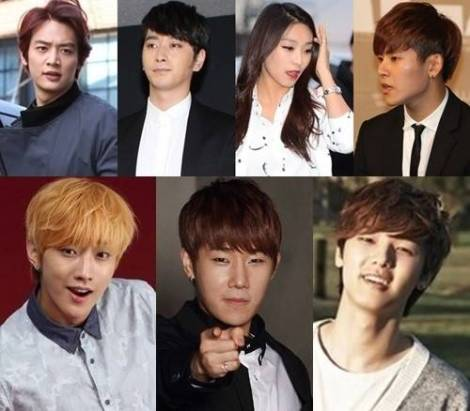 2PM-Chansung-B1A4-Jinyoung-Minho--Minhyuk-CNBLUE-INFINITE-Sunggyu-Hoya-SHINee-SISTAR-Bora-SISTAR19_1400114074_af_org